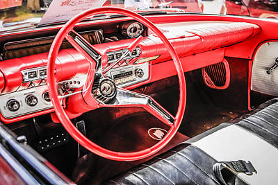 60 Buick Le Sabre Poster