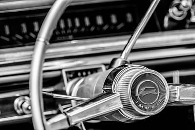 65 Impala Poster