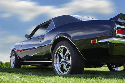 68 Chevrolet Camaro Poster