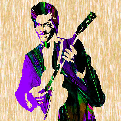 Chuck Berry Collection Poster