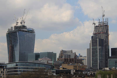 City Views Poster