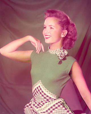 Debbie Reynolds Poster by Silver Screen