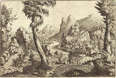 Hans Sebald Lautensack German, 1524 - 1561-1566 Poster