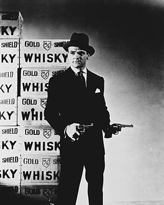 James Cagney Poster by Silver Screen