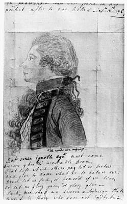 James Wolfe (1727-1759) Poster