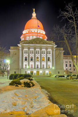 Madison Capitol Poster