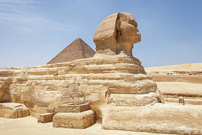 Travel Images Of Egypt Poster