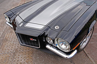 71 Camaro Z28 Poster