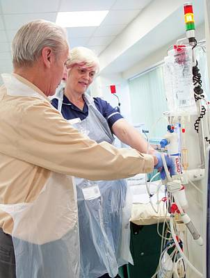 Shared Care Dialysis Unit Poster
