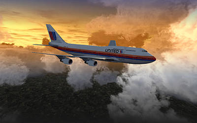 747 28.8x18 03 Poster