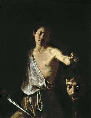 Caravaggio, Michelangelo Merisi Da Poster by Everett