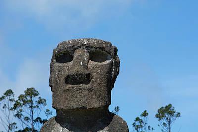 Chile, Easter Island Aka Rapa Nui Poster