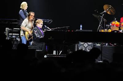 Elton John Poster