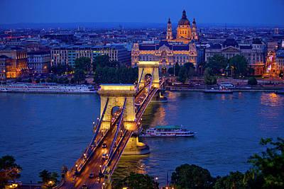 Europe, Hungary, Budapest Poster