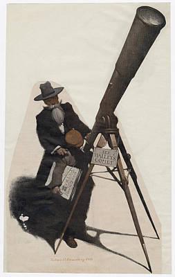 Halley's Comet, 1910 Poster by Granger