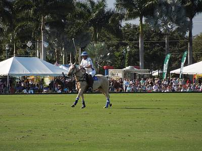 International Polo Club Poster