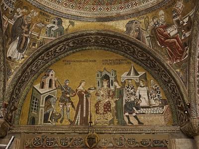 Italy, Veneto, Venice, San Marco Poster