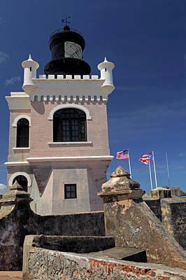 Usa, Puerto Rico, San Juan Poster by Kymri Wilt