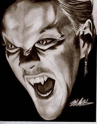 80's Vampire Poster