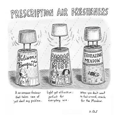 Prescription Air Fresheners Poster