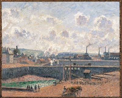France, Ile De France, Paris, Muse Poster by Everett