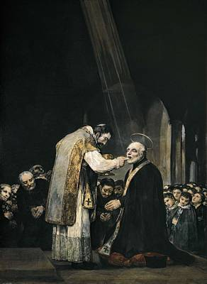 Goya Y Lucientes, Francisco De Poster by Everett
