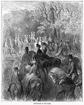 Dor� London, 1872 Poster by Granger
