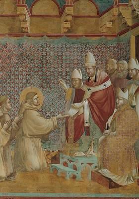 Italy, Umbria, Perugia, Assisi, Upper Poster