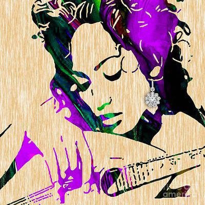 Jennifer Lopez Collection Poster by Marvin Blaine