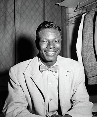 Nat King Cole (1919-1965) Poster