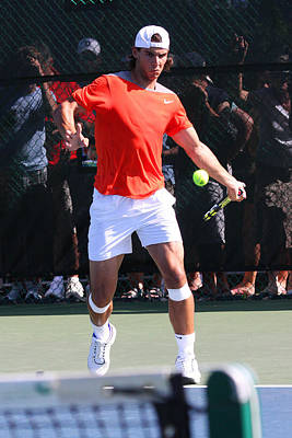 Rafael Nadal Poster