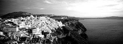 Santorini, Greece Poster by Panoramic Images