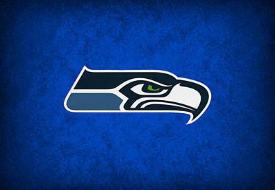 Seattle Seahawks Poster