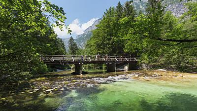 Slovenia. Triglav National Park Poster