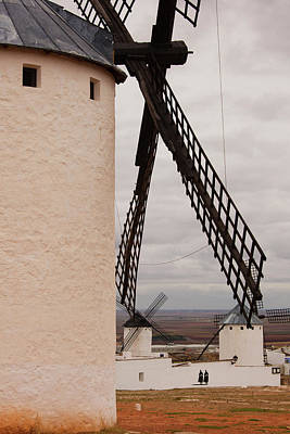 Spain, Castile-la Mancha Region, Ciudad Poster by Walter Bibikow