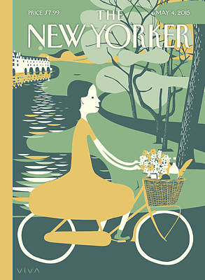 New Yorker May 4th, 2015 Poster