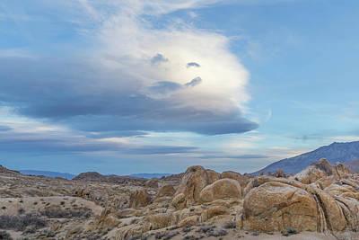 Usa, California, Sierra Nevada Mountains Poster