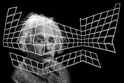 99 Einsteinium Poster by Daniel Hagerman