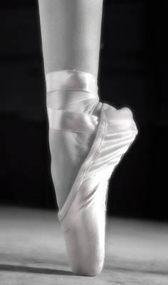 A Ballet Slipper Poster