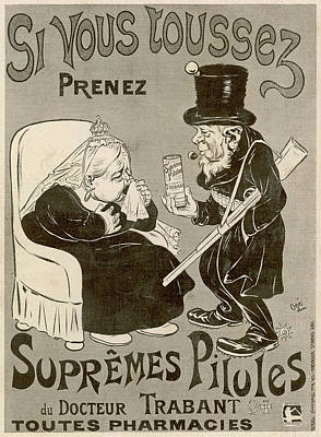 A Boer War Satire, Banned By  The Paris Poster
