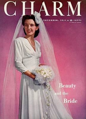 A Bridal Charm Cover Poster by Elliot Clarke