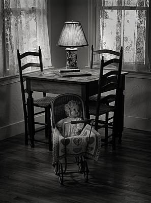 A Corner In Time Poster by Chrystyne Novack
