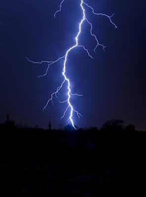 A Desert Storm  Poster