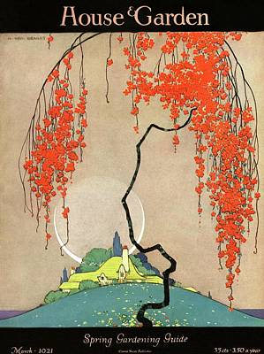 A Flowering Tree Poster