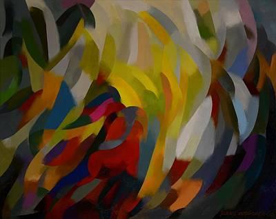 A Jungle Poster by Jukka Nopsanen