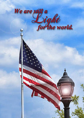 A Light For The World Poster