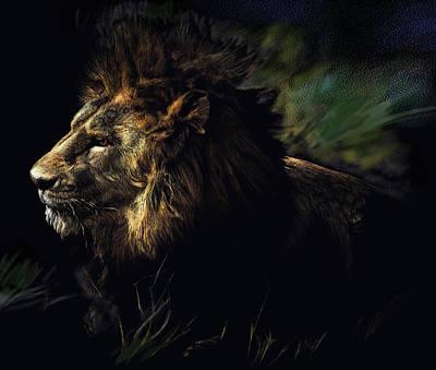 A Lion #1 Poster
