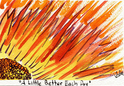 A Little Better Each Day  Poster