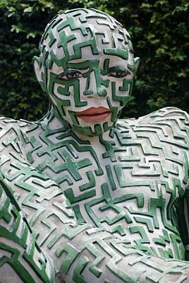 A Maze Ing Man 12 Poster