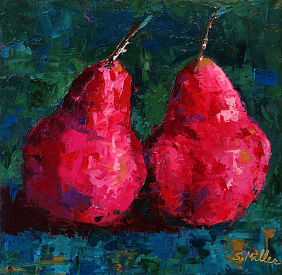 A Pair Of Pears Poster